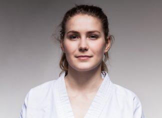 Anne de Berg karate  #NXG17