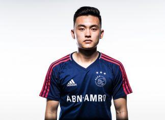 Jasper ter Heide voetballer | #NXG18